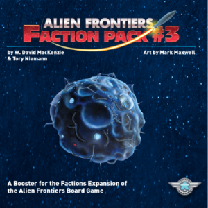 Alien Frontiers Faction Pack 3 - Brethren of the Stars